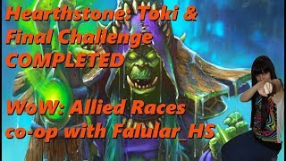 Monster Hunt: Completed! WoW: Co-op with Falular_HS