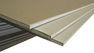 Гипсокартон , делают так !!!(Гипсокартон — («лист гипсокартонный», «сухая гипсовая штукатурка» (англ. «drywall»)) строительный материал,..., 2014-01-25T11:00:03.000Z)
