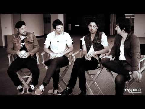 The All-American Rejects Acoustic Performance & Interview