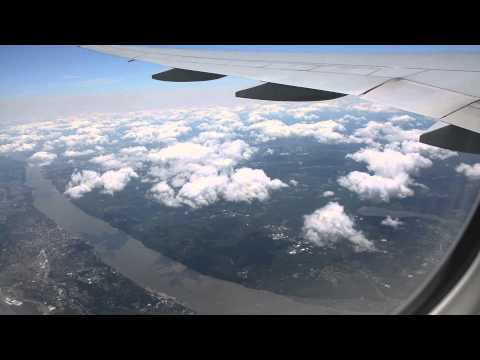 Asiana Airlines Economy Class OZ221 New York to Seoul Incheon