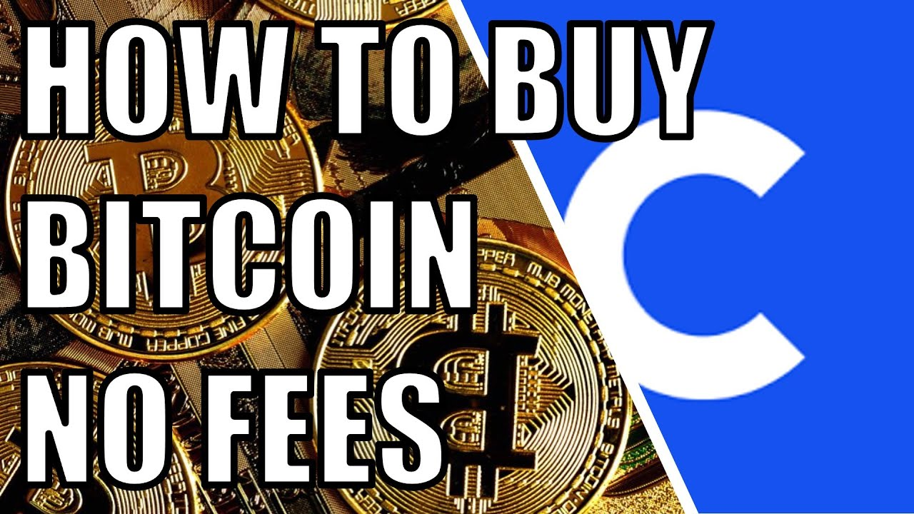 How To Buy Bitcoin and Other Cryptocurrencies With No Fees on Coinbase!