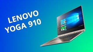 Notebook Lenovo Yoga 910 [Análise / Review]