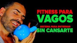 Cómo Ponerse en Forma y Empezar a Hacer Ejercicio SIN CANSARTE | Fitness para Vagos: ABSORTISMO #01