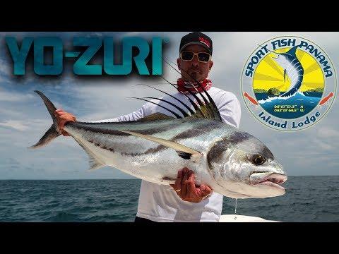 Yo-Zuri: Sport Fish Panama Island Lodge (2019)