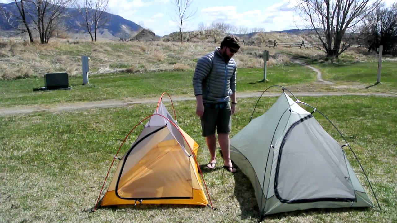 & Big Agnes Slater UL1 Review - YouTube