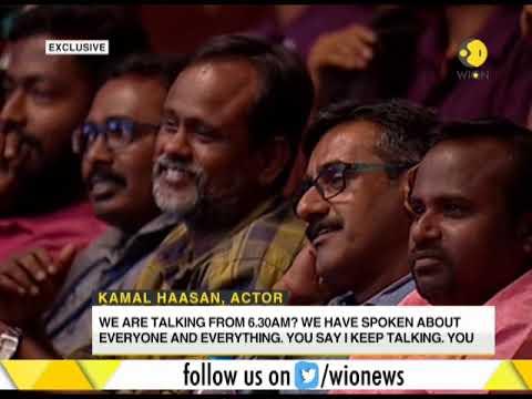 Entry in politics: Kamal Haasan hints at joining hands with Rajinikanth