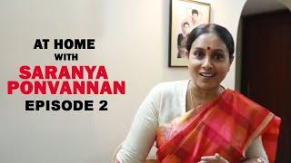 At Home with Saranya Ponvannan Ep.2 | JFW Exclusive
