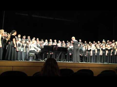 4 - How Do I Love Thee? - CCC Supergroup (Cary Choral Classic '15)