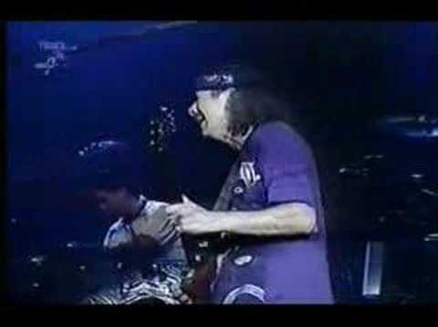 Santana. The Light At The Edge Of The World