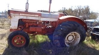 Vintage Cars Tractors Video Old Car Stuff Boats & Marina Dismantling For Sale Uncle's Place #2