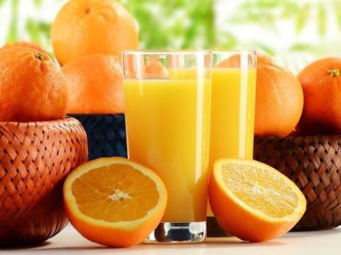 Польза апельсинового сока. Часть 1