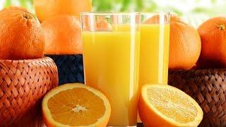 видео Апельсиновый сок: вред и польза