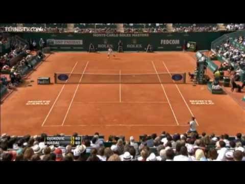 Nadal Vs Djokovic Final Highlights Monte-Carlo 2013