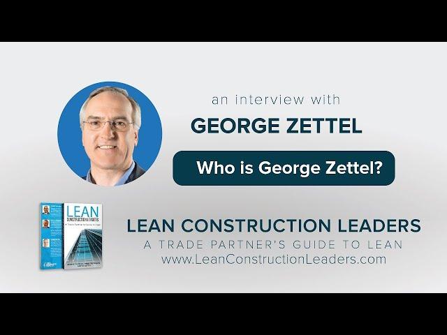 Who is George Zettel?