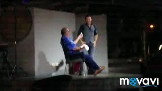 Magic illusion Comwdi Show Benidorm España 2018