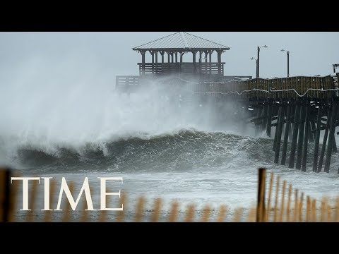 Scenes From The Carolinas As Hurricane Florence Makes Landfall | TIME