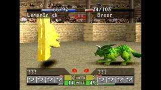 FIGHTING TIME - Monster Rancher - (Part 3)