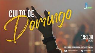 IP Central de Itapeva - Culto Domingo Noite 04/04/2021