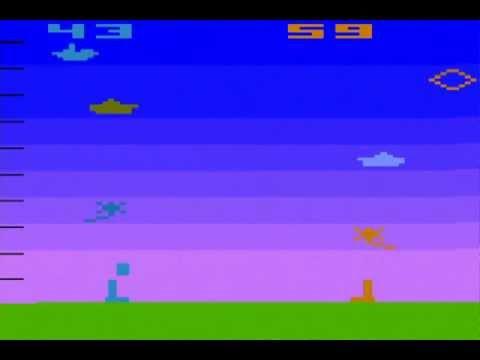Air-Sea Battle - Atari Anthology
