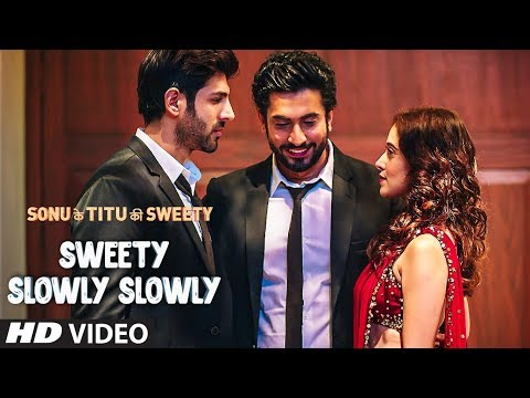 Full Video: Sweety Slowly Slowly | Sonu Ke Titu Ki Sweety | Kartik Aaryan |  Nushrat B | Sunny Singh