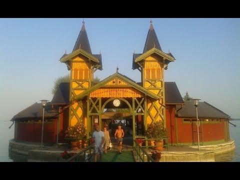 Keszthely Strand Tour - Lake Balaton Hungary
