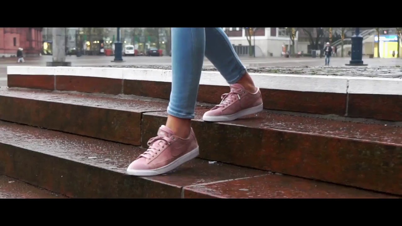 newest 81d94 15925 Кроссовки Nike Blazer Low LX