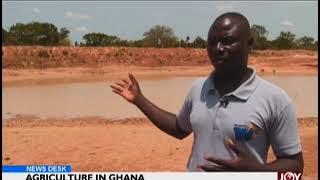 Agriculture In Ghana - News Desk on JoyNews (29-10-18)