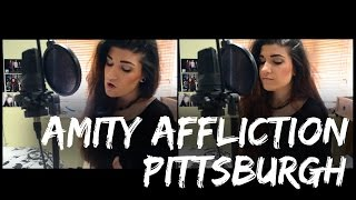 The Amity Affliction - Pittsburgh | Christina Rotondo Cover