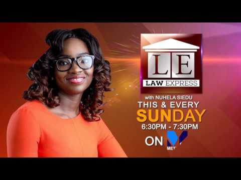 LAW EXPRESS Episode 1 - Breach of Promise to Marry