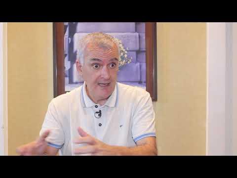 Entrevista com o Dr Jamal Suleiman infectologista falando sobre o CORONAVIRUS
