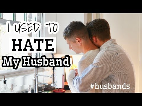 Real life my husband is gay
