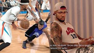 NBA 2k17 MyCAREER - Perfect 82-0 Season On The Line! More Denver Talk + Triple Ankle Breaker! Ep 130