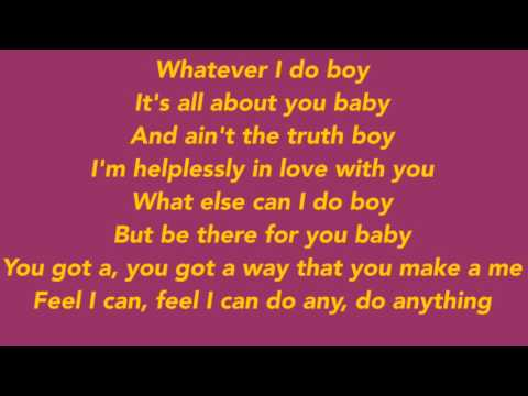 I'm your baby tonight - Whitney Houston Lyrics