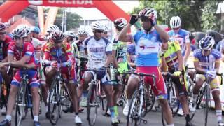 Resumen 6ta. Etapa Vuelta al Táchira 2015.