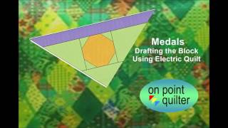 Medals -  an Electric Quilt Tutorial