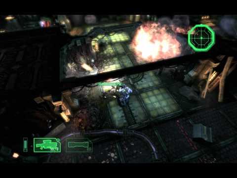 Alien Breed 2 Assault - 1080p complete walkthrough elite difficulty part 7 |
