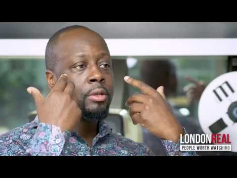 London Real Part 1/2 - Wyclef Jean