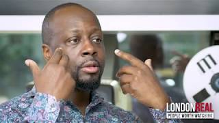 London Real Part 1 / 2 - Wyclef Jean