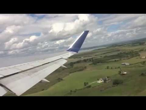 Delta Airlines Boeing 767-300 DAL208 take off at Shannon Airport (SNN)