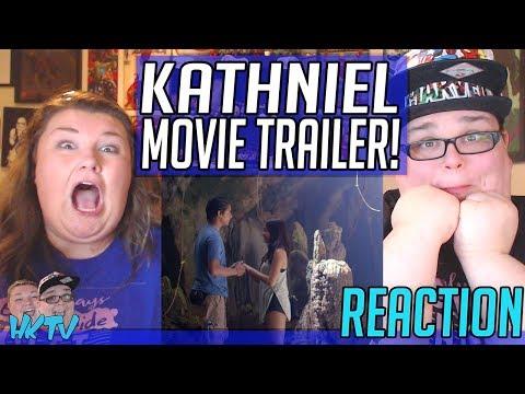 Can't Help Falling in Love Trailer KathNiel REACTION!! 🔥