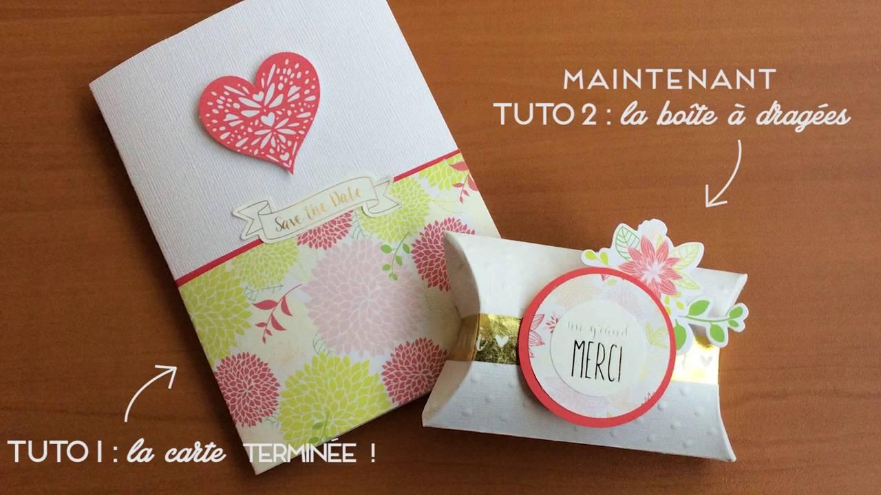 DIY Comment Raliser Des Invitations Mariage Et Des
