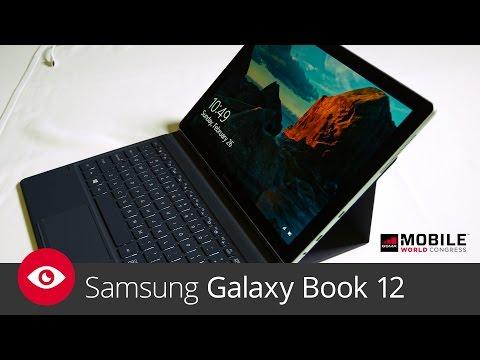 Samsung Galaxy Book 12 (MWC 2017)