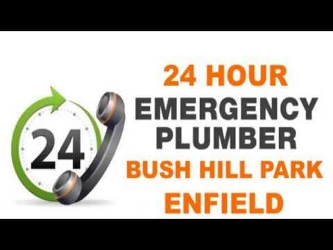 24 Hour Emergency Plumber Bush Hill Park 07540698790 Enfield Local Plumbers