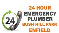 24 Hour Emergency Plumber Bush Hill Park 07540698790 Enfield Local Plumbers