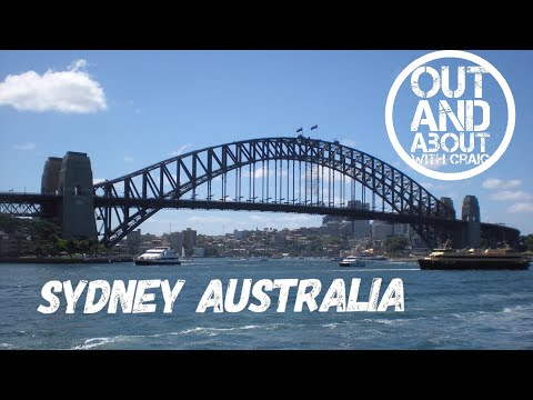 2017/18 Sydney Australia Travel Vlog