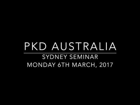 Sydney Seminar Part 1