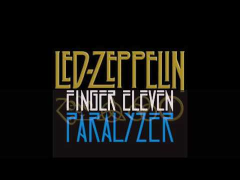 Paralyzer/Trampled Under Foot Mashup: Led Zeppelin and Finger Eleven