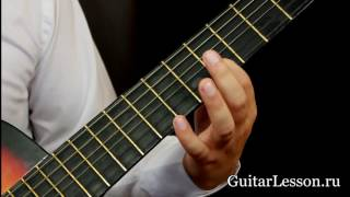 Уроки игры на гитаре. Урок 10 - Левая рука, как зажимать струны?