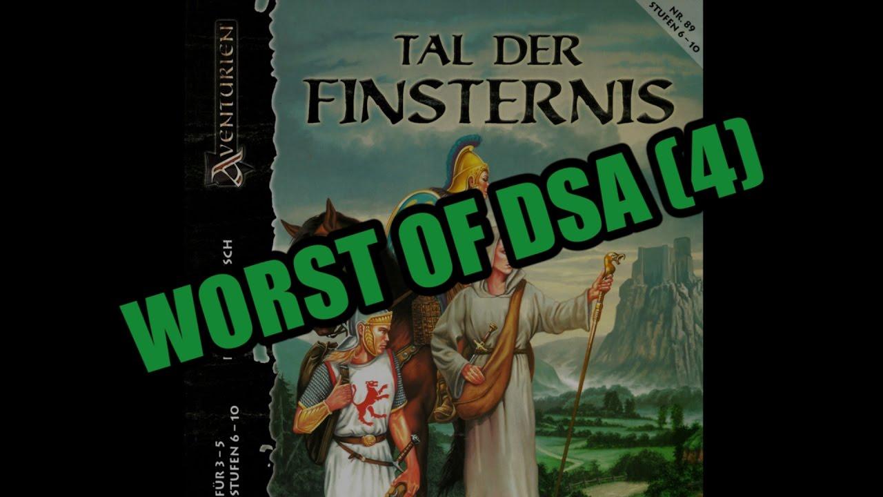 Worst of DSA: Tal der Finsternis Let's Play Teil 4 (von ca. 8) [DSA3]