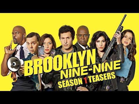 All Teasers/Introductions With English Subtitles – Season 1 | BROOKLYN NINE-NINE